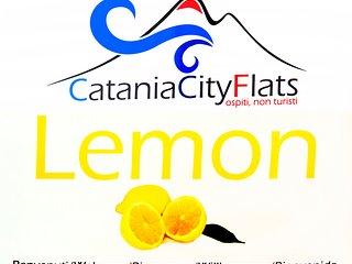Catania City Flats LEMON Appartamento al centro storico di Catania