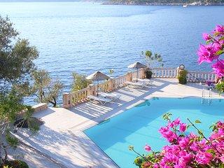 Villa Water's Edge, seafront villa at Club Patara, Kalkan