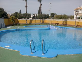 ORIHUELA COSTA, 3 Ch. Clim, Vue mer, 2 piscines,