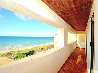 Appartamento in spiaggia 6 posti 2 bagni climatizzato