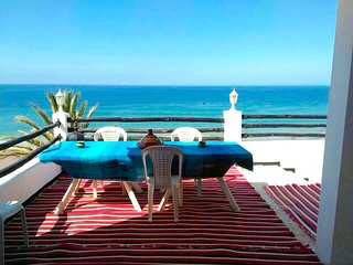 Taghazout House 1 minute walk to the beach!