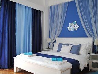Athens Greek Style Apartment