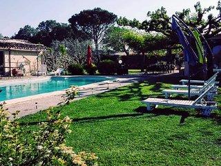 Maison de campagne avec piscine 2 à 10 personnes