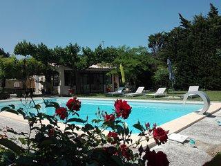 Maison de campagne avec piscine 2 a 10 personnes