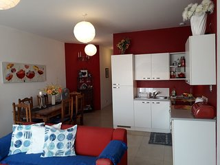 Bright, Sea Views, Very Central walking distance to beaches and Cafe del Mar
