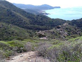 MINICASA accanto al mare della Nurra (Sardegna)