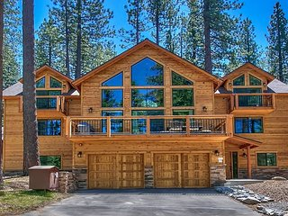 Luxury 6BR/5BA Mountain Haven w/ 3 En-Suites, 4 Balconies & Minutes to Slopes