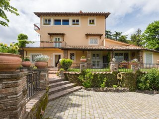 5 bedroom Villa in Rocca di Papa, Latium, Italy : ref 5626429