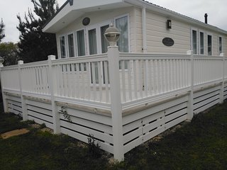 Superb two bedroom holiday home