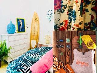 Habitacion Piña - Wayuu Surf House
