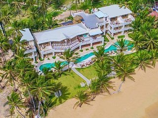The Palms Punta Cana - Oceanfront, Pool, 14 Bdrms