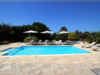 Luxury villa in a prestigious location with stunning views of Mediterranean Sea!