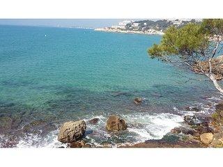 Remanso de paz junto al Mar Mediterráneo