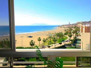 Precioso piso con vistas impresionantes al mar (max 4 personas)