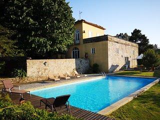 ❤Rural house w/ swimming pool in farm next to beach❤