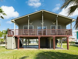 NEW LISTING! Bay-view home w/shared tennis, private dock near beach