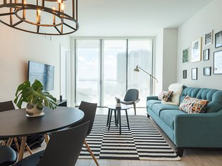 High-end unit at Hyde Midtown with Water views