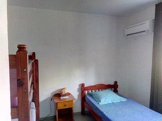 Deuxième chambre, climatisée