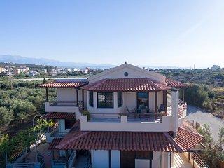 2bedroom villa with breathtaking view