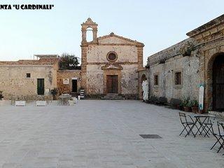 Casavacanza 'U cardinali' - HOLIDAY HOME (primo piano/first floor)