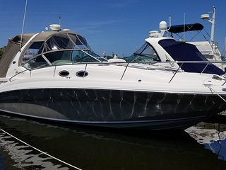 36' Sea Ray Sundancer... because you only live once