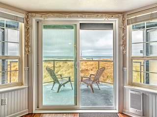 Catch an Eagle's View of the Ocean from this Condo!