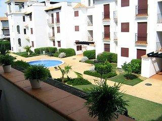 Vera Playa-Apartamento H2-1A Jardines Nuevo Vera 2D