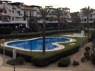 Vera Playa-Apartment J21C Jardines Nuevo Vera 1D