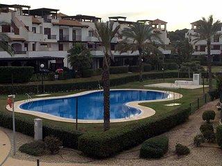 Vera Playa-Apartamento J2-1C Jardines Nuevo Vera 1D