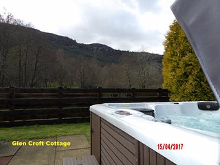 Glen croft cottage nr loch ness, Highlands