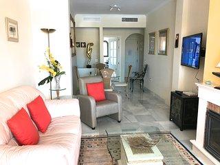 Hacienda del Sol, 2 bed, first floor apartment