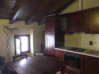 Grande casa vacanze in Appennino - APPARTAMENTI BORGO ANCONELLA