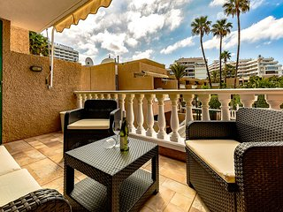Two bedrooms apartment in Las Americas