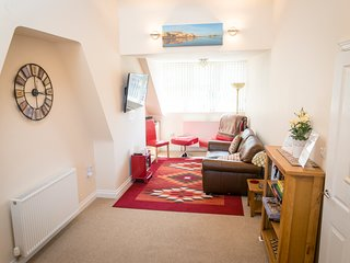 The Upper Bakery a stylish spacious apartment in Cromer Norfolk