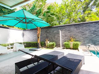 Kamala 35D  Townhouse 3 bedroom with private pool