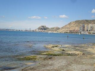 Apartamento en El Cabo con vistas al mar
