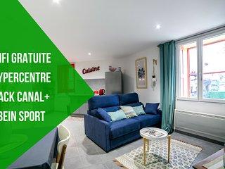 Agreable Appartement plein centre de Prades