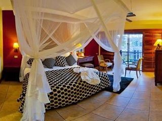 Accommodation in Victoria Falls - Bedroom 1