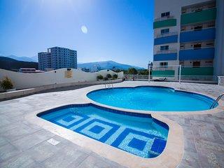 Apartamento con balcon Rodadero 405B