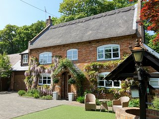 Luxury New Forest Cottage near Sway/Lymington