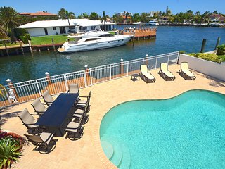 Casa Seabatical -Waterfront! Managed by By The Sea Vacation Villas LLC.