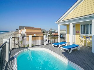 **ALL-INCLUSIVE RATES** Vista Del Mar - Oceanfront w/ Private Pool