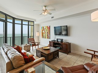 Phoenix West 2508, 3 beds/4 baths, GULF-FRONT, LAZY RIVER, 25th floor, sleeps 10