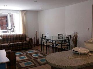 departamento dos dormitorios a 5 cuadras de la Plaza de Armas