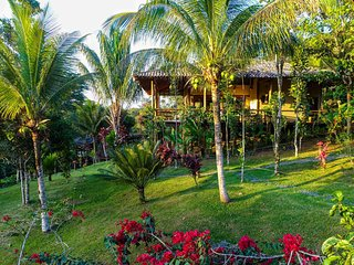 Luxurious Bungalows in the Atlantic Rainforest
