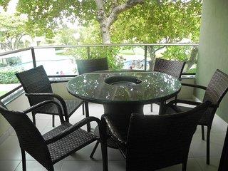Flat 2 Quartos - Carneiros Beach Resort (B02-2) B02-2