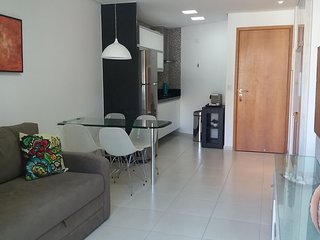 Flat 1 Quarto - Carneiros Beach Resort (A17-5)