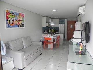 2 Quartos - Carneiros Beach Resort (A02-3) A02-3