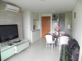 Flat 1 Quarto - Carneiros Beach Resort (C04-4)