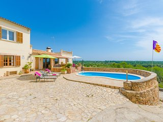 CAN JOAN CONILL - Villa for 8 people in Cala Murada (Manacor)